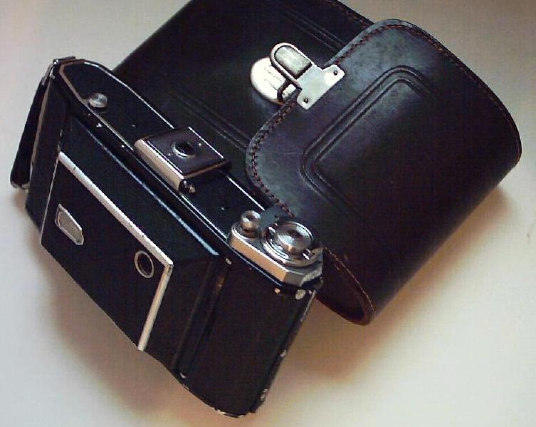 Zeiss Entfernungsmesser Rätsel : Das klappkamera abc: vertreter klassischer kamera modelle